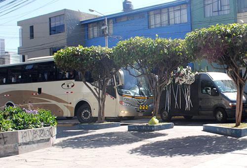 Bus de acompañamiento <span>(Sepelios)</span>